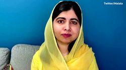 Malala pide a los líderes mundiales que actúen