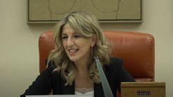 Yolanda Díaz, sobre Unidas Podemos: