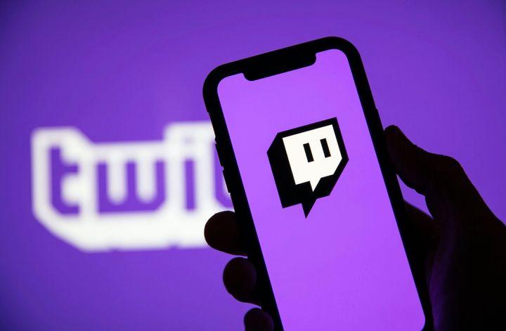 Una imagen de Twitch.