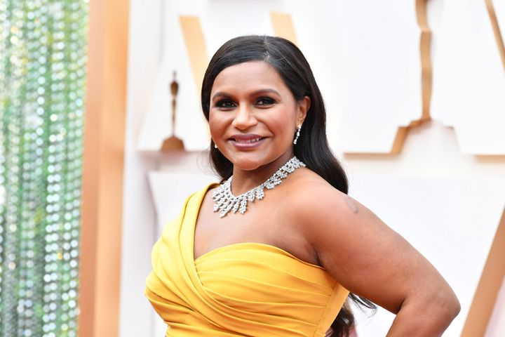 Mindy Kaling is mom to 8-month-old Spencer and 3-year-old Katherine.