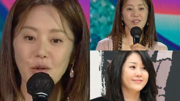 배우 고현정이 오랜만에 대중들 앞에 나섰는데, 많이 수척해진 모습이다 (영상)