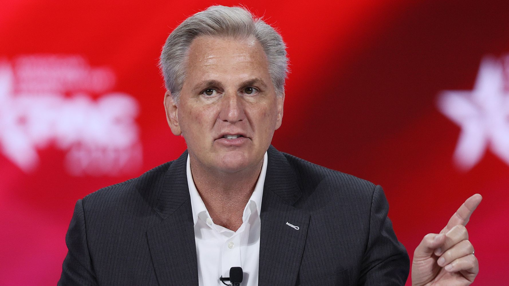 Kevin McCarthy Now Willing To Meet With Shunned Capitol Police Officer About Riot
