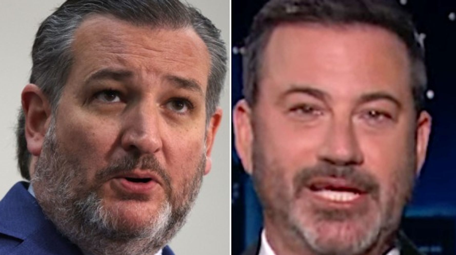 Jimmy Kimmel Taunts 'Chick-fil-A-hole' Ted Cruz Over His Most Absurd Biden Attack Yet