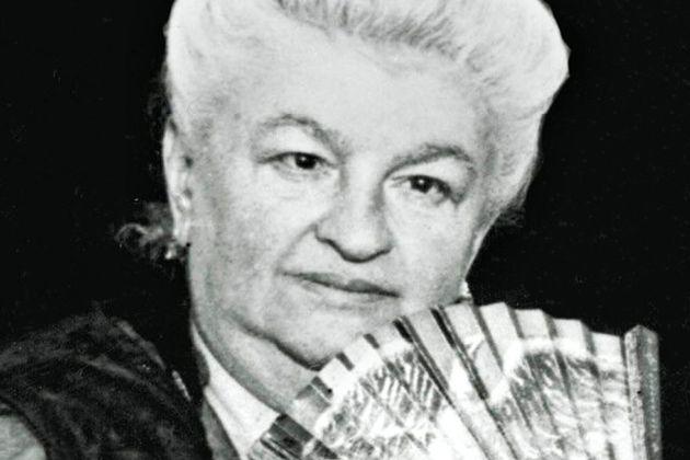 La autora Emilia Pardo