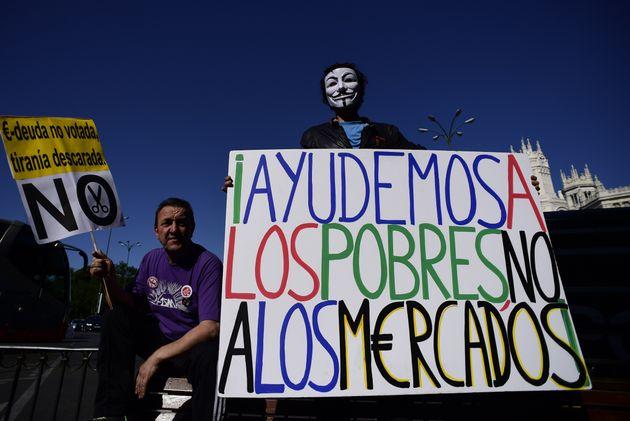 Manifestación en
