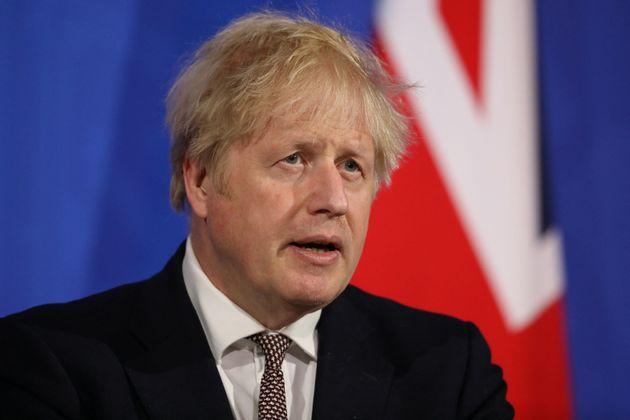 Covid: Boris Johnson To Host Downing Street Press Conference