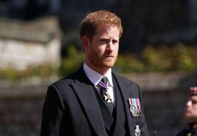 Principe Harry:
