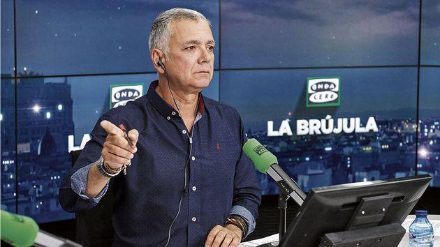 Juan Ramón Lucas en 'La Brújula', en Onda