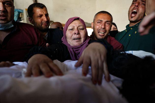 Λωρίδα της Γάζας - Η Γιαγιά...