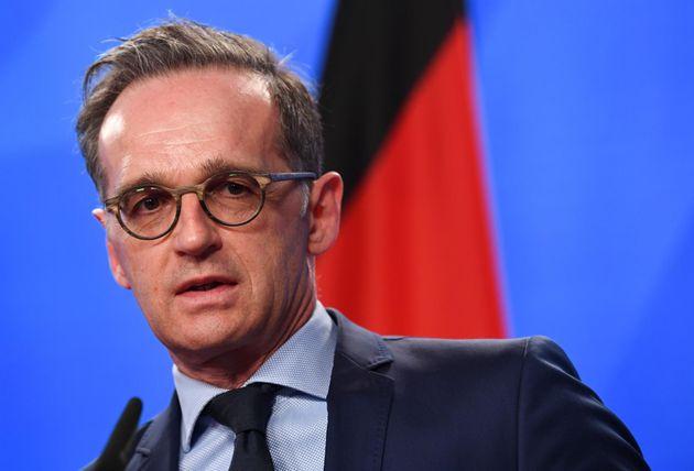 El ministro de Exteriores de Alemania, Heiko