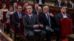 El Constitucional considera proporcionadas las penas por sedición a los líderes del