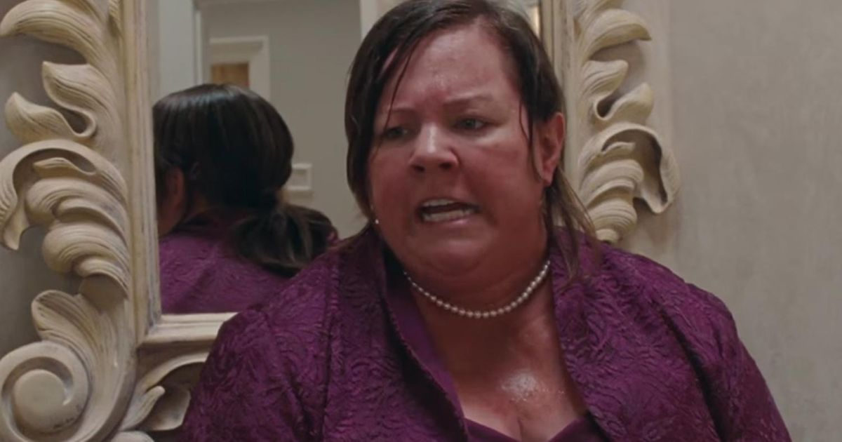 Melissa McCarthy Had A Fittingly Disgusting Way Of Marking Bridesmaids' 10th Anniversary