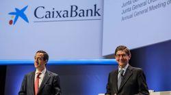 El Estado vota en contra de los sueldos de los directivos de CaixaBank en pleno