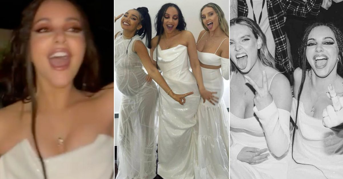 Jade Thirlwall's Video Of Little Mix's Post-Brits Celebrations Is Just As Amazing As You'd Hope