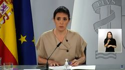 Irene Montero asume la responsabilidad del Gobierno por el último asesinato por violencia