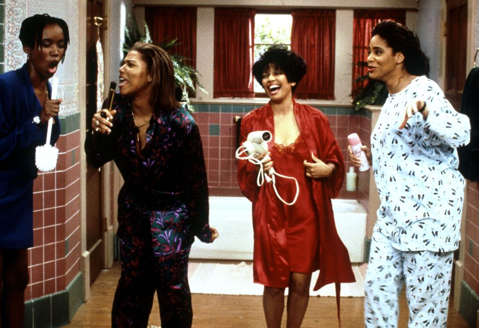 """Bowser has always focused on portraying strong, realistic female friendships in her shows, including """"Living Single."""""""