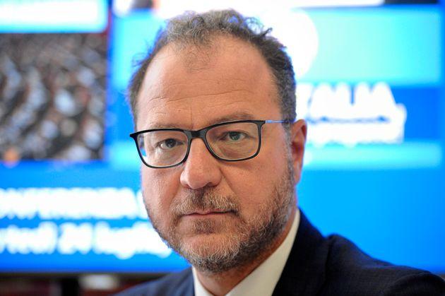 24//07/2018 Roma, conferenza stampa di Forza Italia per illustrare le proprie proposte per correggere...