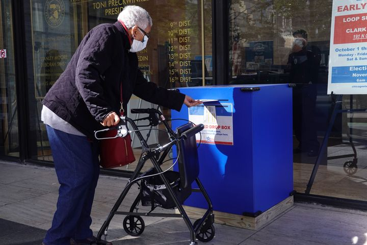 The widespread use of ballot drop boxes, vote-by-mail and other ballot options helped improve accessibility and voting experi