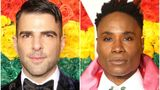 "Actors Zachary Quinto (left) and Billy Porter will provide voices for ""The Proud Family: Louder and Prouder."""