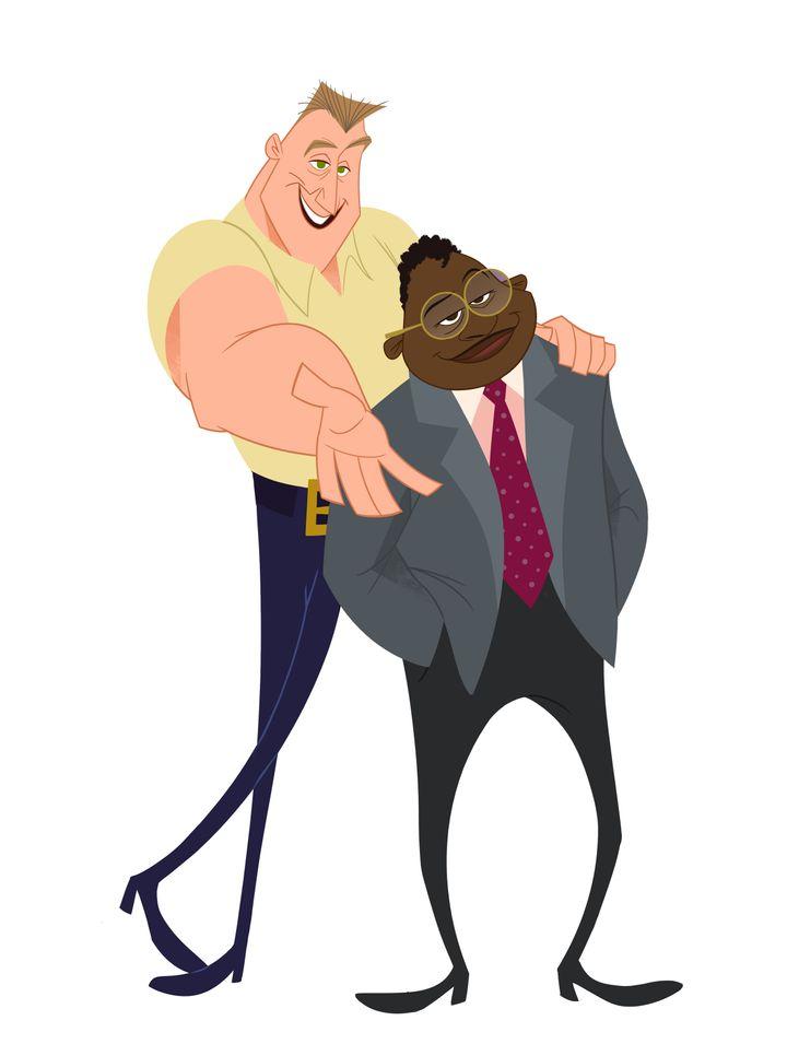 Randall andBarry Leibowitz-Jenkins.
