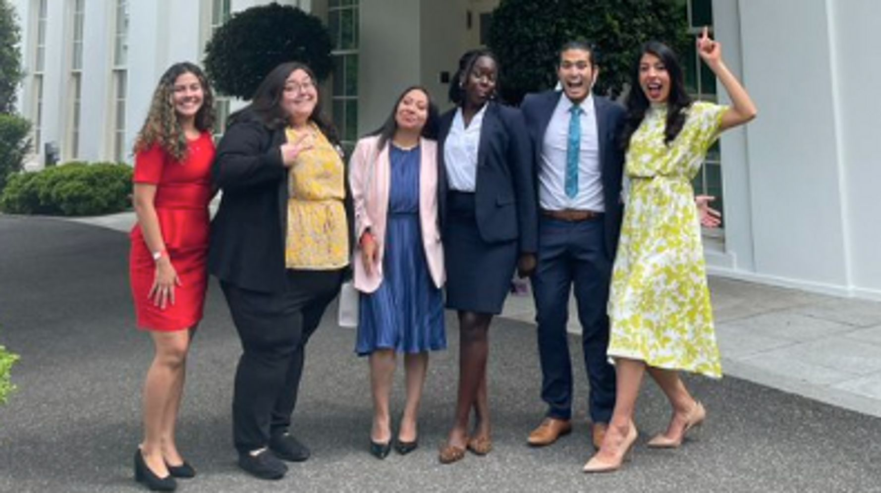 DACA Recipients Were 'Candid' With Biden About 'High Stakes' Of Immigration Reform