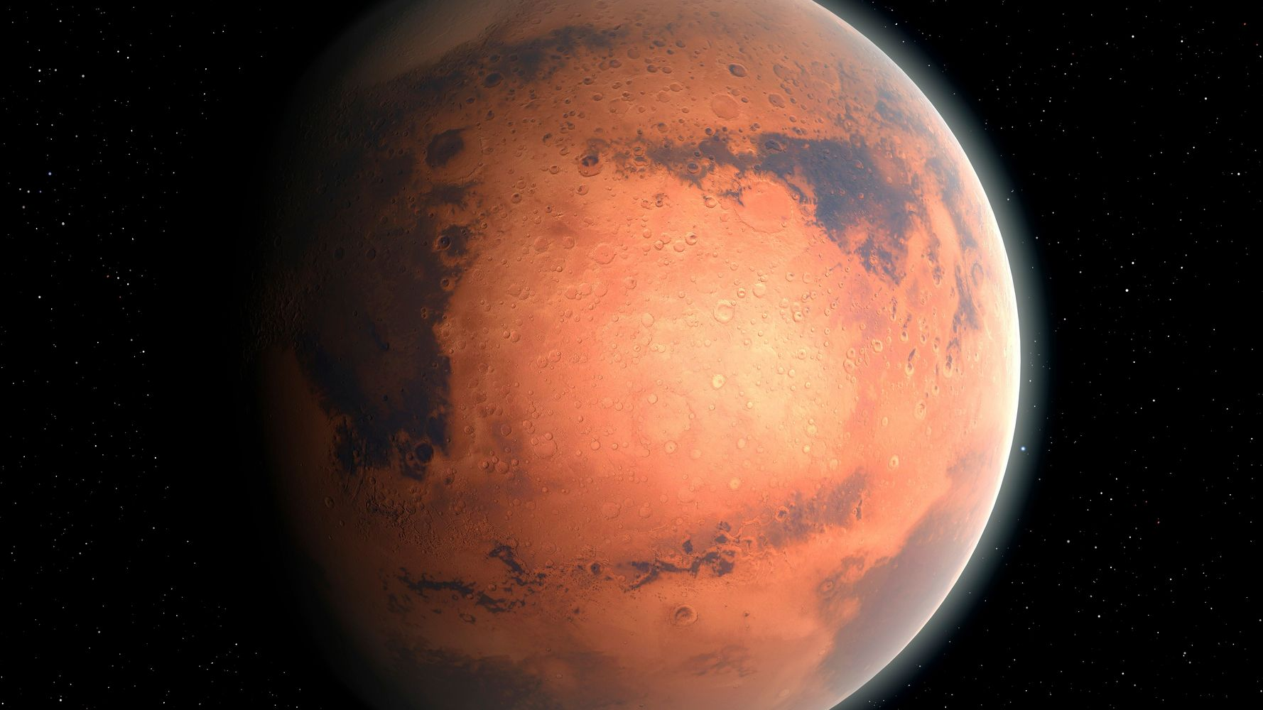China Lands Spacecraft On Mars In Historic First For Nation