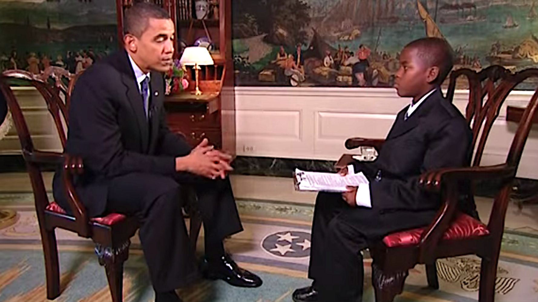 Kid Reporter Damon Weaver Who Interviewed Obama Is Dead At 23