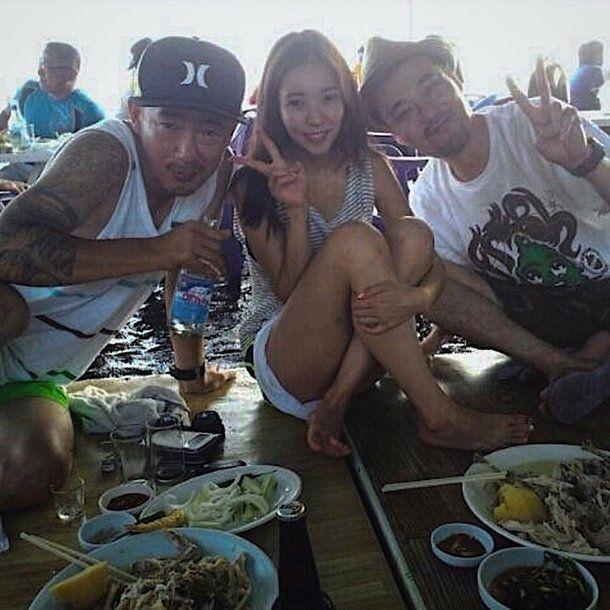 Ex esposa del grupo DJ DOC Lee Haneul