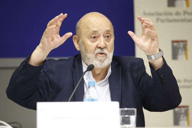 José Félix Tezanos, presidente del