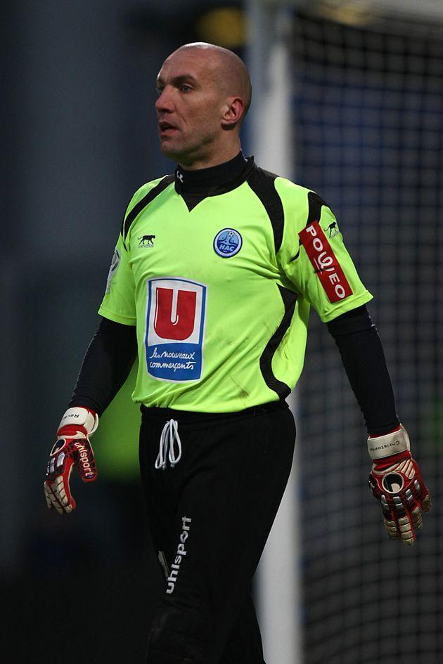 Le Havre AC goalkeeper Christophe Revault (Photo by John Walton - PA Images via Getty