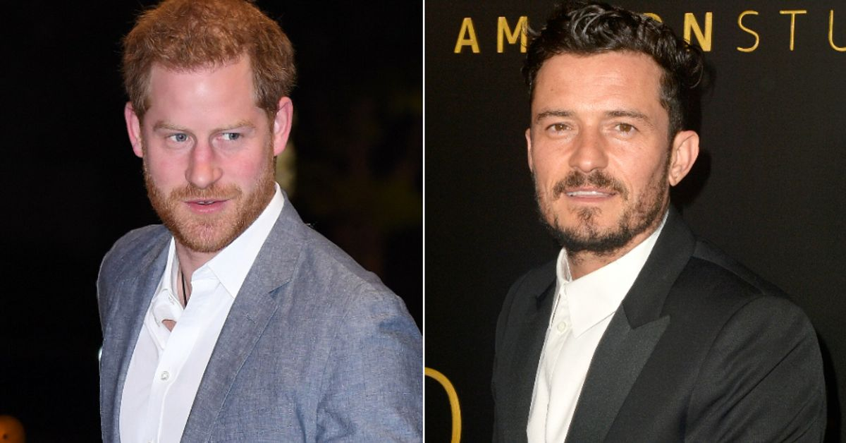 Prince Harry Reveals Guidance New Neighbour Orlando Bloom Has Offered Since Moving To LA