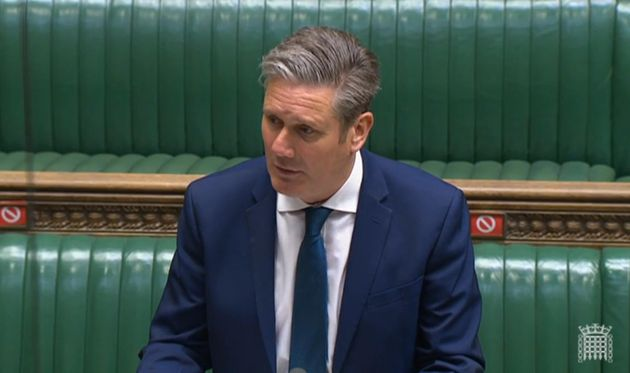 Piers Morgan To Grill Keir Starmer In Special Episode Of Life Stories