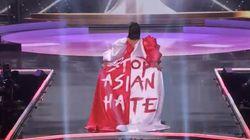 Les messages politiques s'affichent sur les costumes de Miss