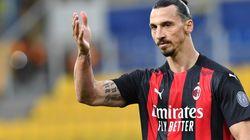 Zlatan Ibrahimovic forfait pour l'Euro 2021 avec la