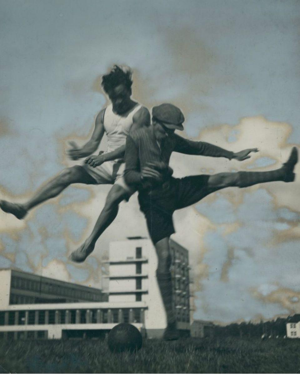 Theodore Lux Feininger, Senza titolo, ca. 1927 © The Xanti Schawinsky Estate/Nachlass Thodore Lux Feininger