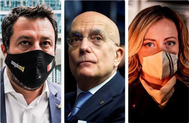 La lezione di Albertini a Salvini e Meloni