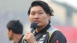 ラグビー稲垣啓太選手「俺こんな足速くねぇよ」とツッコミ。トライ写真で福岡堅樹選手と取り違えられる