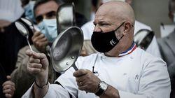Philippe Etchebest n'ouvrira pas sa terrasse le 19 mai pour protester contre