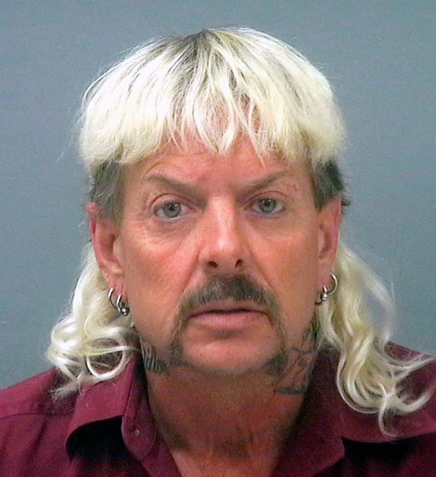 Joe Exotic, who was the subject of the Netflix documentary Tiger