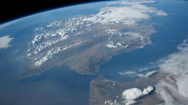 España vista desde el