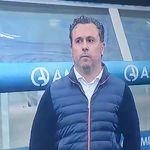 Cabreo entre los aficionados del Valladolid por este gesto de Sergio, su entrenador, cuando perdían