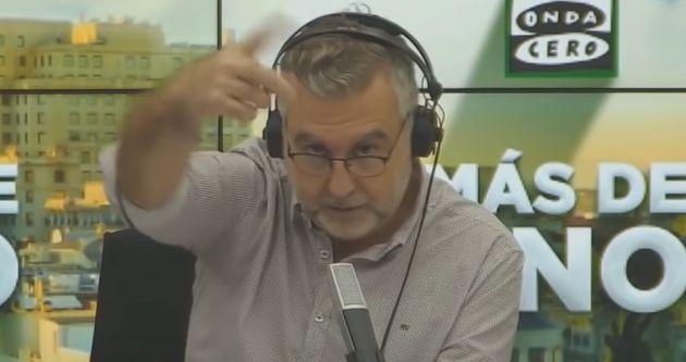 Carlos Alsina, presentador de 'Más de Uno' (Onda