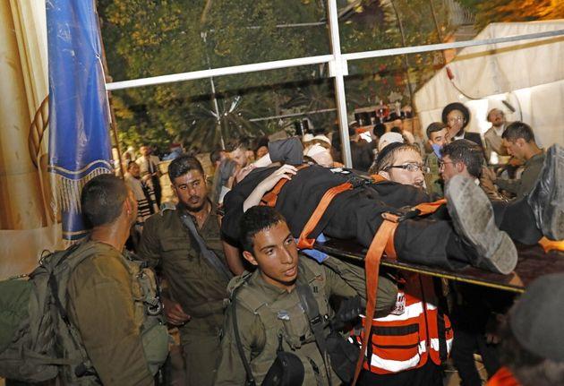 À Jérusalem, les gradins d'une synagogue en construction s'effondrent, 2 morts