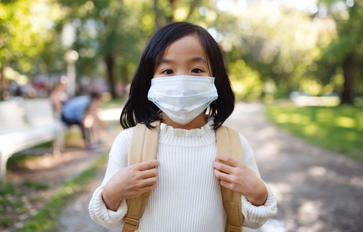 The new CDC guidelines on mask wearing do not directly address children, which has caused confusion about this next stage of the pandemic for many parents.