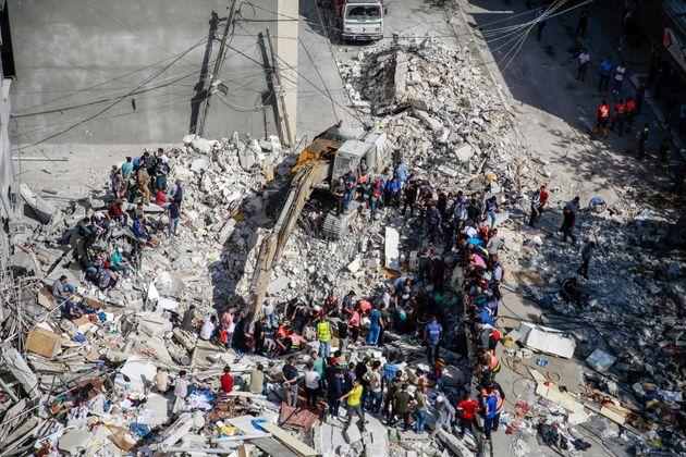 Γάζα: «Δεν ξανάδαμε τέτοιους βομβαρδισμούς» - Κάθε μέρα και πιο αιματηρές επιθέσεις του