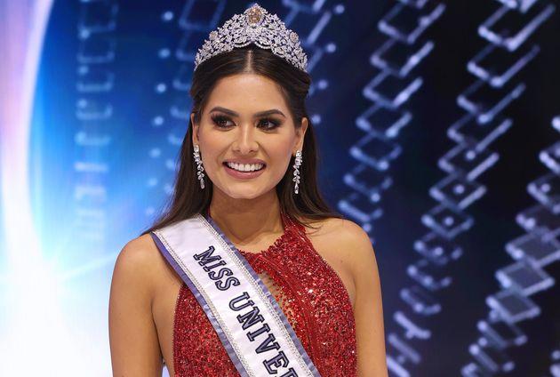 Andrea Meza, Miss Mexique, a été couronnée Miss Univers 2021 dimanche 16 mai aux
