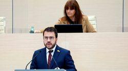 ERC y Junts cierran un principio de acuerdo para investir a