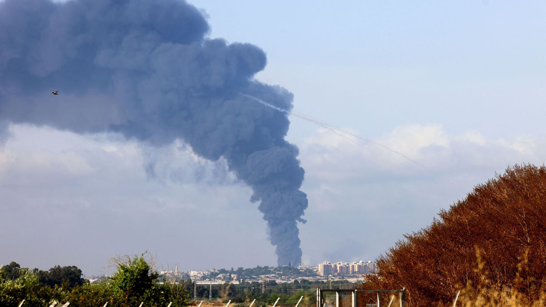Image Israel's War On Hamas Rages On In Gaza