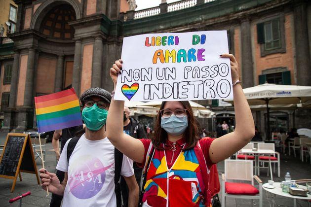 Stop omobitransfobia, il valore della