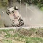 Ρωσία: Αυτοκίνητο ντεραπάρει σε ράλι και σαρώνει τους